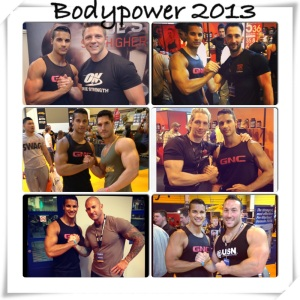 Top left: Steve Cook, Ben Noy, Jamie Alderton, Shaun Stafford, Jim Stoppani, Richard Gozdecki