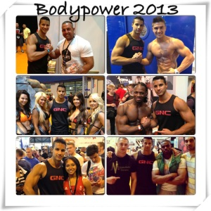 Top left: Dr Zak, Ryan Terry, hot ladies, Ulisses Jr, Zoe Smith, my BP team